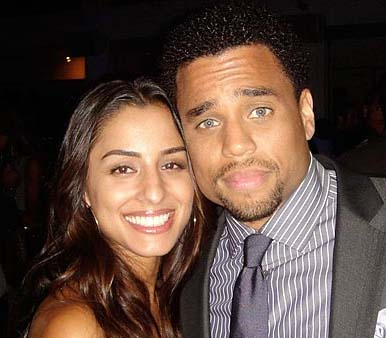 Ealy and wife