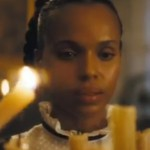 Kerry in Django Unchained
