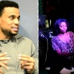 Michael Ealy and Taraji P Henson