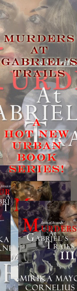 Murders at Gabriel's Trails, an urban book series